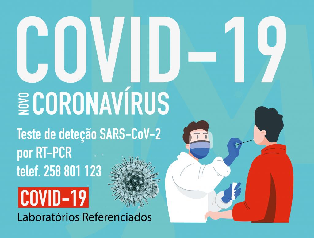 TESTE RT-PCR | COVID-19